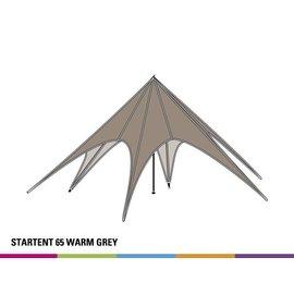 Starshade 65 Basic (16M diam) - Warm grey - Velcro