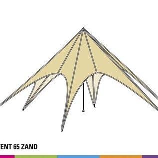 Starshade 65 Basic (16M diam) - Sand - Velcro