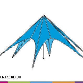 Starshade 15 (8M Diameter) - Colour- Velcro