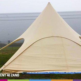 Starshade 40 (13M diam) - Sand- Velcro