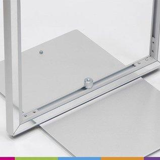 Magnetic frame solid: 160x40cm