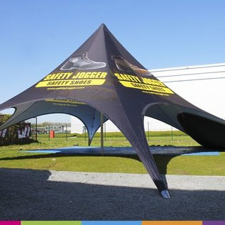 Starshade 80 (17M Diameter) - Full colour - Velcro