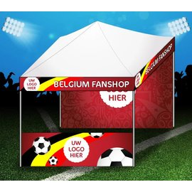 3x3M TENT voetbal