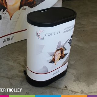 Counter - hardcase troley