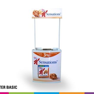 Counter bedrukken - basic