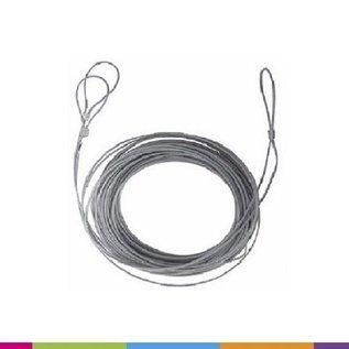 Startent double 140 (22M diam) -  Standaard kleur - Velcro