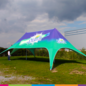 Startent double 140 (22M length) -  full colour - Velcro