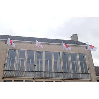 Flag: 100x150cm (hxb) #samensterk
