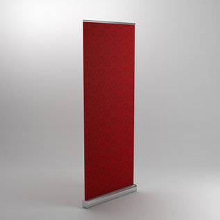 Bedrukte rollup basic : 80 x 200 cm - Guide