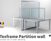 Texframe Partition walls