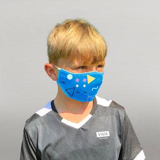 Comfortmasker voor kinderen  met uw ontwerp of logo (min 50 stuks)