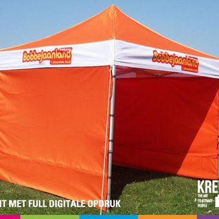 4x4M TENT - ONLY VALANCE  PRINTED