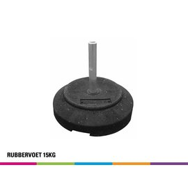 Rubber base 15KG (bus)