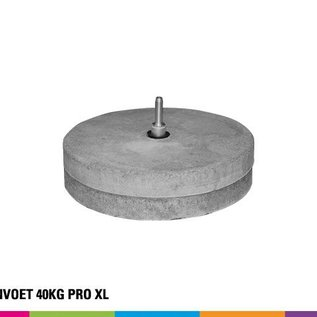 Betonvoet 40KG pro XL