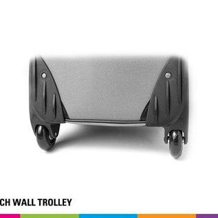 stretch wall arch