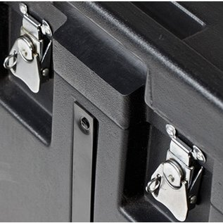 Carry bag  - Hardcase - 65x80cm binnenmaat - zwart met wielen