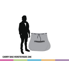 Carry bag - Reinforced bag - 110x100x50