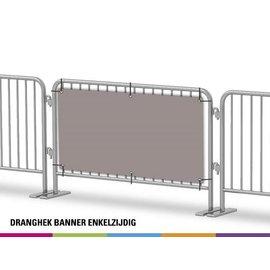 Nadar banner enkelzijdig (Stukprijs voor 4 stuks)