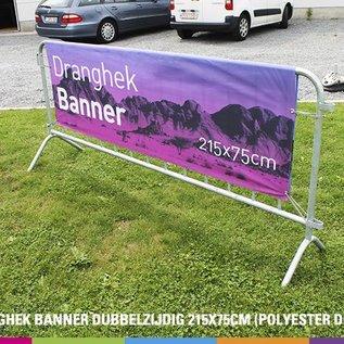 Nadar banner dubbelzijdig(Stukprijs voor 4 stuks)