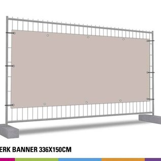 Fence banner 336 x 150 (Pieces Price for 4 pieces)