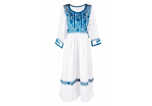 Santa Lupita Kleid Bohemian Dress
