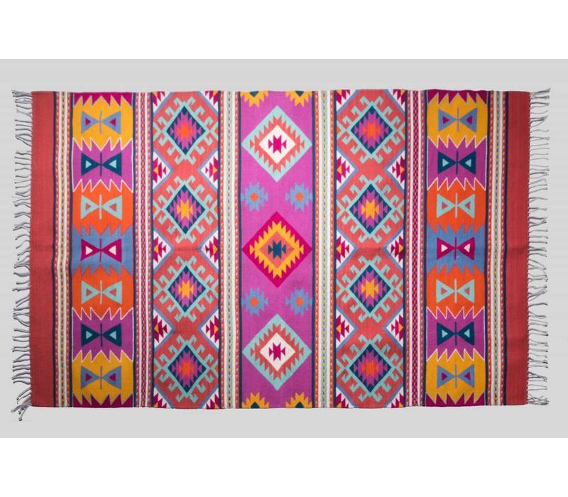 "CARPET ""THE PANCHI RUG"" - MEXICO"