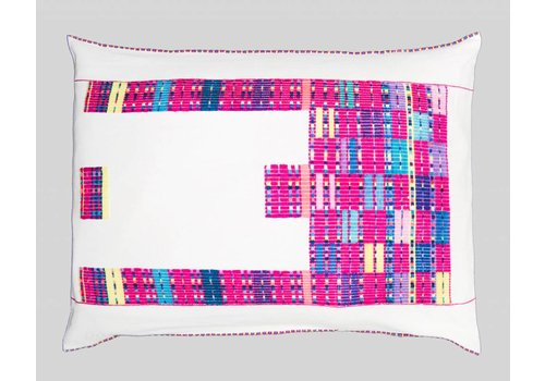 "SANTA LUPITA PILLOW ""THE TULUM CASHION II"" - MEXICO"