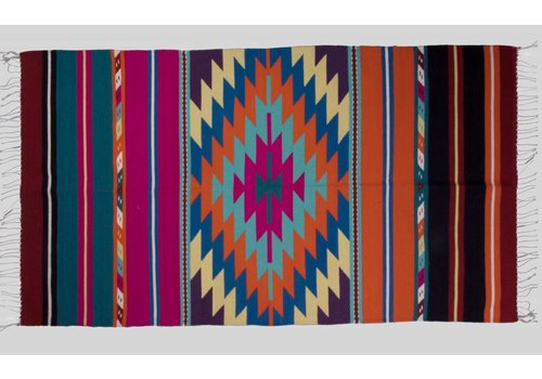 "SANTA LUPITA TEPPICH ""THE WILD WEST RUG"" - MEXIKO"