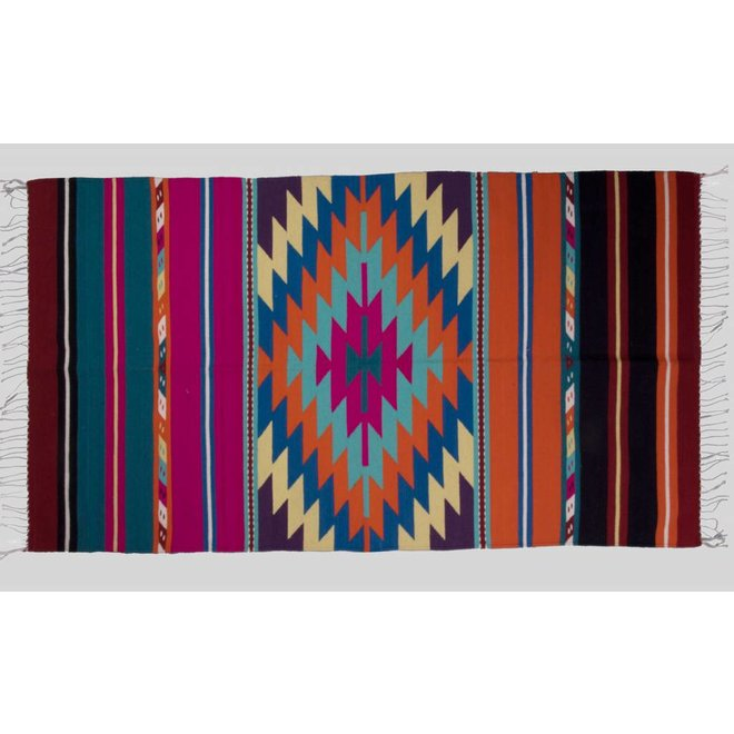 "TEPPICH ""THE WILD WEST RUG"" - MEXIKO"