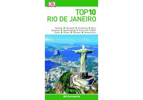 Dorling Kindersley Top 10 Rio de Janeiro