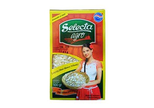 SELECTA Maíz Blanco Trillado Selecta - 500g