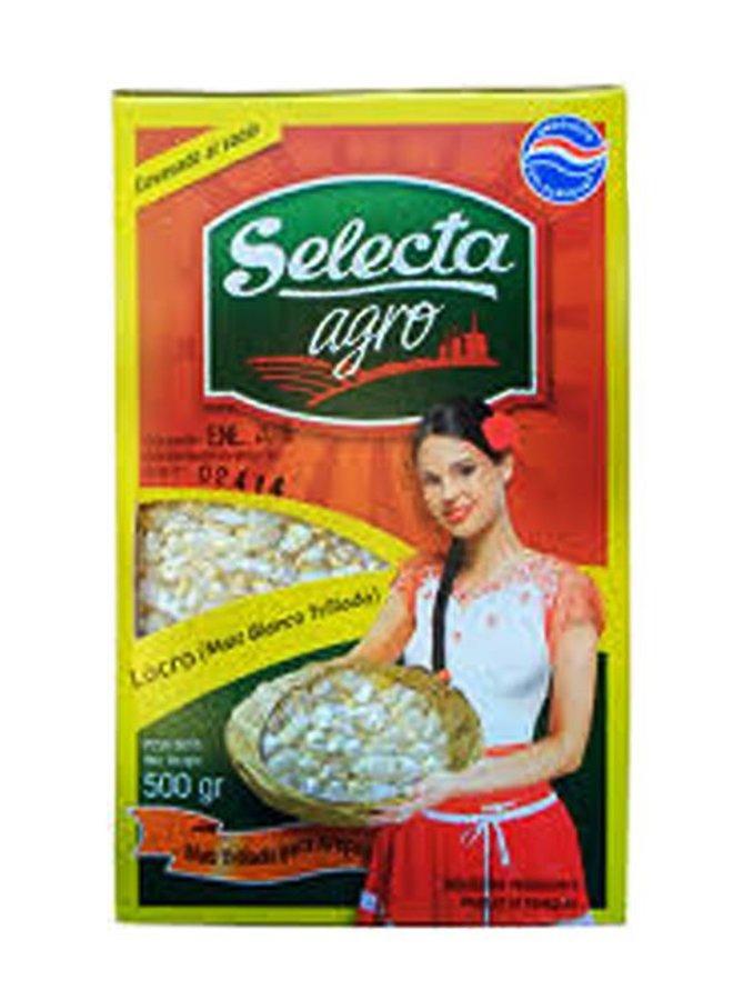 Locro White Corn Selecta 500g