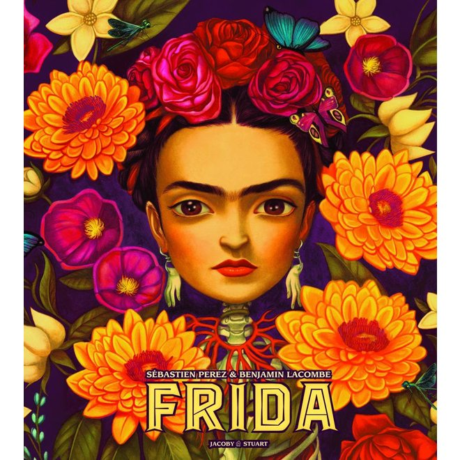 FRIDA - BOOK ILUSTRATED
