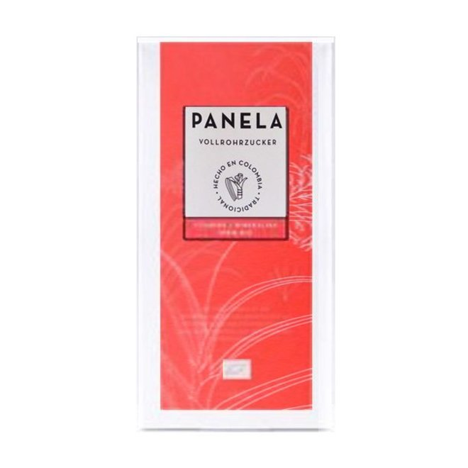 PANELA RAW SUGAR - BAG - 250g - COLOMBIA