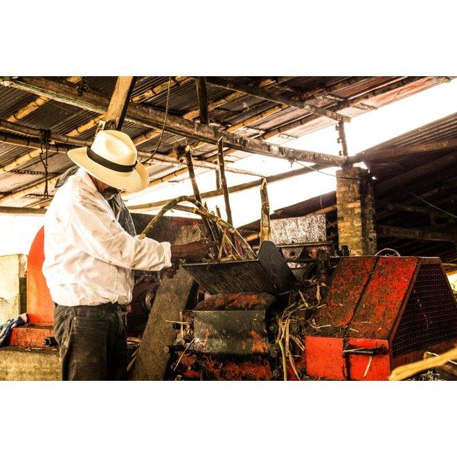 PANELA AZÚCAR DE CAÑA -  BOL -125g - COLOMBIA
