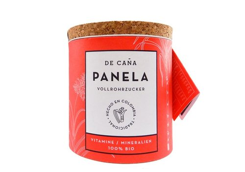 De Caña PANELA RAW SUGAR, CAN - 125g