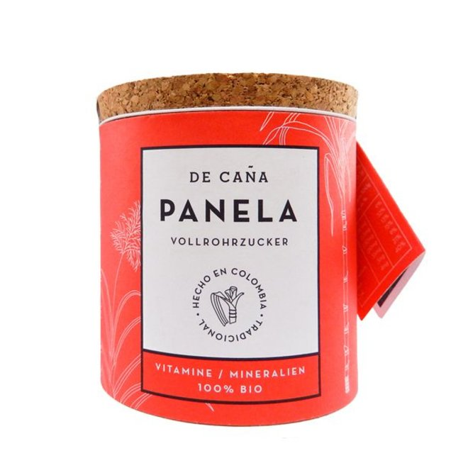 PANELA RAW SUGAR, CAN - 125g
