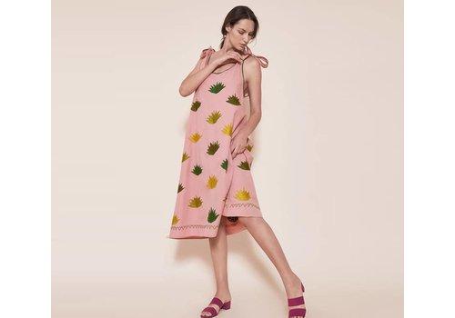 """SANTA LUPITA KLEID """"THE AGAVE DRESS"""" - MEXIKO"""