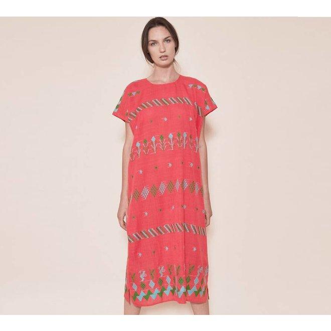 """DRESS """"THE CIENAGAS HUIPIL"""" - MEXICO"""