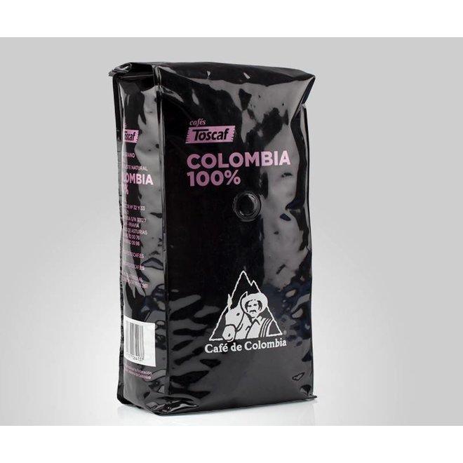 KAFFEE COLOMBIA 100% ARABICA, BOHNEN -1Kg