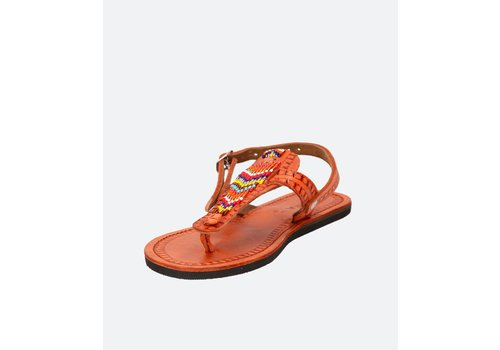 ISHOLA Sandals plate EGUZKIA Multicolores