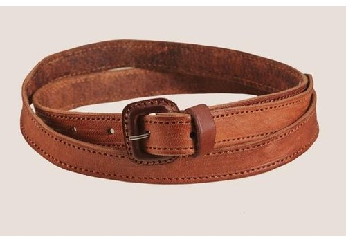 "Santa Lupita LEATHER BELD ""THE MOJAVE I"" FROM MEXICO"