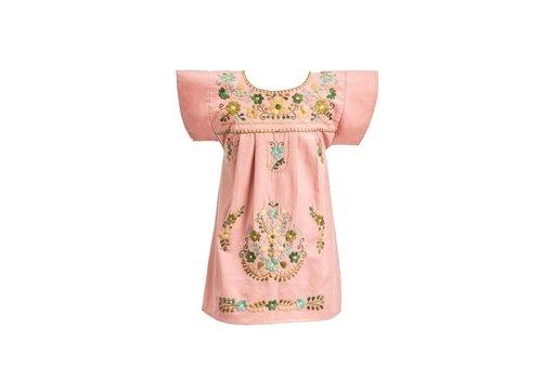 Santa Lupita The Girl´s Dress Pink