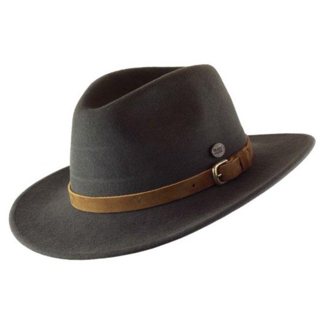 """HAT """"DISCOVERY"""" WOOL FELT AUS ECUADOR - LODEN"""