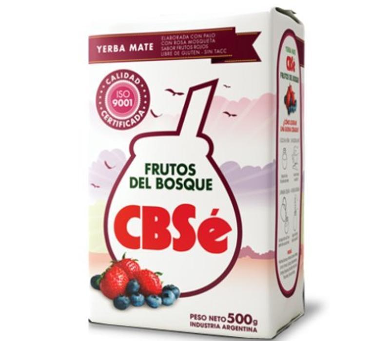 MATE TEA FRUTOS DEL BOSQUE  FROM ARGENTINA - 500g