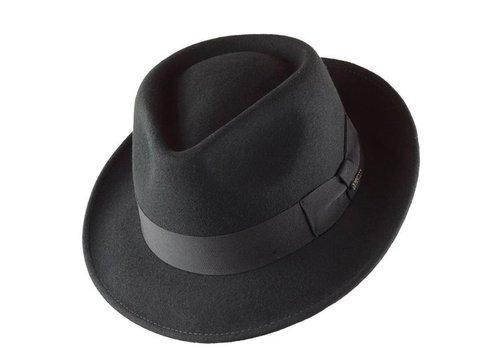 """Bigalli HAT """"QUICK STEP"""" WOLL FELT FROM ECUADOR - GREY"""