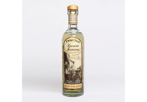 "Herencia Mexicana TEQUILA  AGED  REPOSADO ""HERENCIA MEXICANA"" - MEXIKO -700 ML"