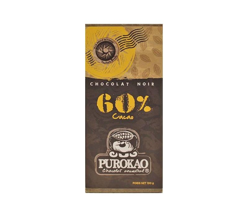 DARK CHOCOLATE 85% COCOA - MEXICO - 100g
