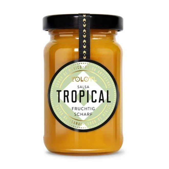 YOLOTL SALSA TROPICAL - FRUITY SPICY (105 ML)