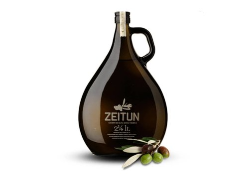 Zeitun OLIVE OIL EXTRA VIRGIN 2250ml  - FROM CHILE
